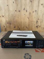 Rare Vintage Jvc Dd-Vr 77 Stereo Cassette Deck Audiophile Tested Works