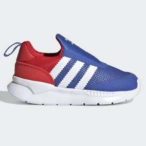 Adidas ZX Boost 360 Infant Toddler Kids Sneaker Boys Athletic Shoe Blue