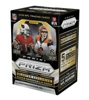2020 Panini Prizm Football 6-Pack Blaster Box Factory Sealed In Stock