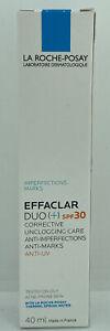 La Roche Posay EFFACLAR DUO+ SPF30 Anti-Marks 40ml.(NEW)