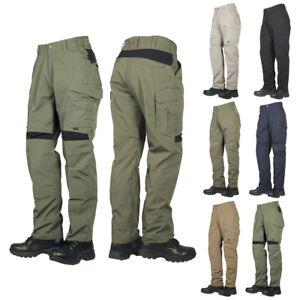 Tru-Spec 24-7 Series Men's Pro Flex Polyester/Cotton Rip-Stop Pants
