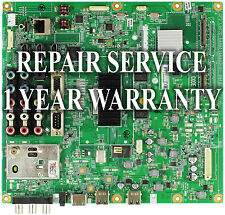 Mail-in Repair Service For LG 46LD550 Main Board 1 YEAR WARRANTY