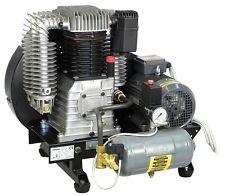 Kompressor Aggregat m. Motor Basis AK50  7,4 KW Druckluftbehälter 2010105