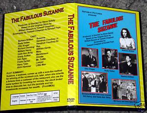 THE FABULOUS SUZANNE-DVD - Barbara Britton, Rudy Vallee