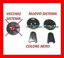 SET VITI FISSAGGIO VISIERA NOLAN N43E colore NERO  spcpl00000110
