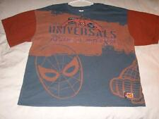 Spider-Man Universal's Island of Adventure Orlando Studios T-shirt Mens 2XL used