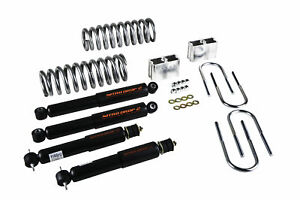 """Belltech Lowering Kit for 96-04 Toyota Tacoma (All Cabs) 2""""F/3""""R W/ ND2 Shocks"""