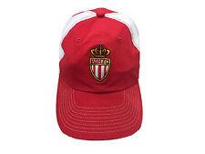 Coiffure PUMA ASM MONACO FOOTBALL CLUB chapeau homme France Soccer objet COTON @