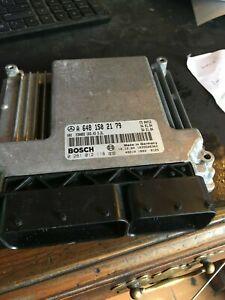 MERCEDES S CLASS W220/320CDI FACELIFT ECU 6481502179