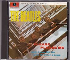 The Beatles - Please Please Me - Mono - CD (EMI CDP7464352  West Germany)