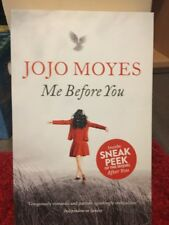Me Before You by Jojo Moyes.