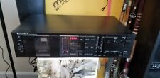 Vintage Nakamichi BX-2  2 Head Cassette Deck Tested Works Great!