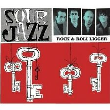 Sour Jazz - Rock & Roll Ligger  CD ALTERNATIVE POP ROCK Neuware