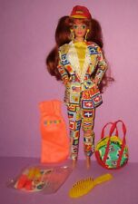 Barbie Naf Naf Midge 1993 European Foreign Issue Friend Redhead Doll Loose HTF