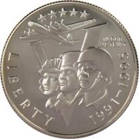 1993-P 50c 50th Anniversary of World War II Commemorative Half Dollar Proof