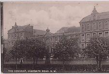THE CONVENT HIGHGATE  RD, NOW La Sainte Union Catholic School , PARLIAMENT HILL