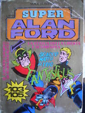 Raccolta ORO Alan Ford n°35  comprende nr 103-104-105 [G281]