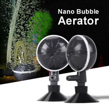 2pcs Aquarium Fish Tank Bubble Oxygen Increase Ball Adjustable Air Pump Diffuser