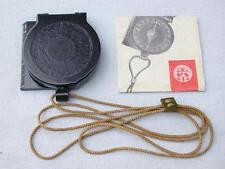 Vintage Kompass Spiegelkompass - VEB Freiberger Präzisionsmechanik (Germany)