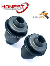 For NISSAN NOTE 2003-2011 K12 FRONT SUBFRAME MOUNTING BUSHS x2 By Karlmann