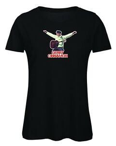Gerry Cinnamon T Shirt Transmit Scotland Glasgow Folk Music Festival Ladies Song