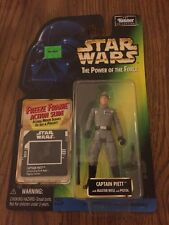 Captain Piett Star Wars Power of the Force figure 1997