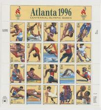 32¢ MNH SHEET Atlanta Olympic Games Scott 3068 For Sale Below Face Value