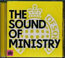 Ministry Of Sound The Sound Of Ministry CD NEW 2016 Afrojack Sigala Rim Berg