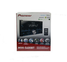 Pioneer MVH-S400BT Double Din Digital Media Receiver with Bluetooth & Aux Input