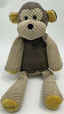 "Scentsy Buddy Mollie The Monkey Retired Plush NewBorn Nursery 15"" Brown Yellow"