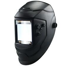 Solar Powered Auto-Darkening Welding Helmet Grinding Welder Mask Filter M/&R