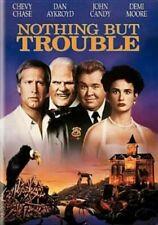 Nothing but Trouble 0085391637622 With Dan Aykroyd DVD Region 1