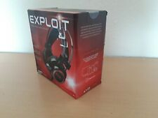 OPENED unused Gaming Headphones EXPLOIT EVO light up headset