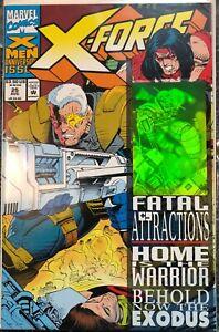 X-Force (1991) - Lot of 5 [4, 25 (Hologram), 26, 38 (Hologram), 43]