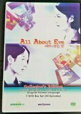All About Eve (Korean Drama/Dvd Box Set -7-Disc English Subtitles) Ya Ent.