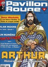 PAVILLON ROUGE N°6. Novembre 2001.