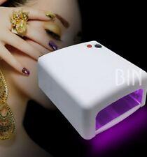 BIN Professional Gel Nail Polish Dryer 36W UV LED Lamp Free 1 Day Shipping