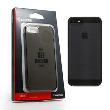 Griffin GB36101 iClear Case for iPhone 5 - Smoke