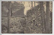 (66147) AK Waldstein im Fichtelgebirge, Kapelle 1926