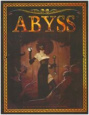 ABYSS RPG Roleplaying Games Dante's Inferno GLOBAL GAMES CODE: 800 (Brand New)