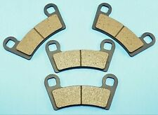 Front Brake Pads  For POLARIS RZR 800 EFI (2008-2014)