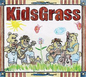 KidsGrass - Bluegrass (CD 2008) New/Sealed