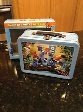 RIO 2 Blue Sky METAL LUNCH BOX BEST BUY EXCLUSIVE