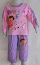 Dora the Explorer Girls' Sleepwear