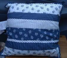 """Country Living 18"""" Decorative Pillow - Aurora - BRAND NEW WITH TAGS - GORGEOUS"""