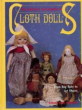 Antique Cloth Rag Dolls 900+ Photos - Makers Marks Dates Etc. / Book + Values