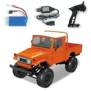 MN Model MN45 RTR 1/12 2.4G 4WD RC Car LED Light Crawler Climbing Off-road Truck