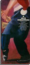 A Jazz Christmas - New 1990 CBS Stars Long Box CD! Dave Brubeck, Tex Beneke, etc
