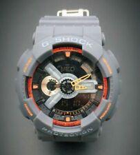 New Casio G-Shock GA-110TS Chronograph Digital Men's Analog Wrist Watch