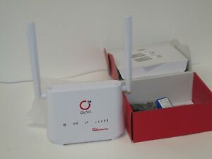 OLAX AX5 Pro 4G LTE 300Mbps CPE Wifi Router with Sim Card Slot Wireless Desk NEW